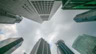 4 K Zeitraffer: Central Business Singapur