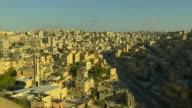 Time Lapse City Shot Amman Governorate Jordan