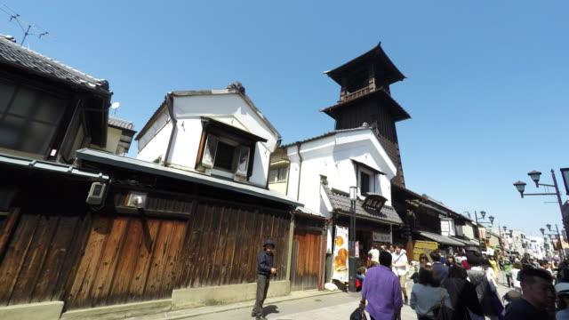 Time Lapse Clock Tower Kawagoe