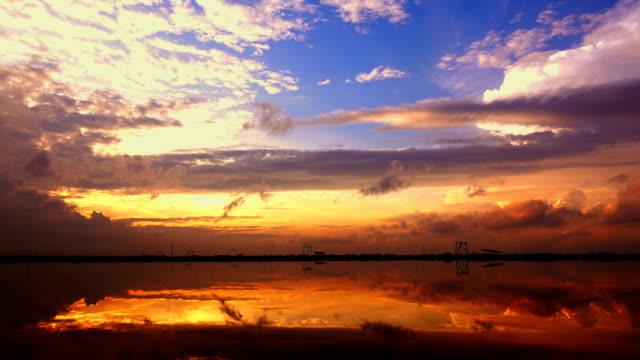 tijd lapse wolk lucht