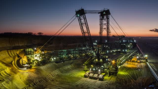 Time Lapse: Coal Mining
