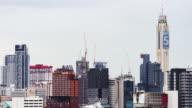 Time Lapse Construction : Construction crane time lapse.
