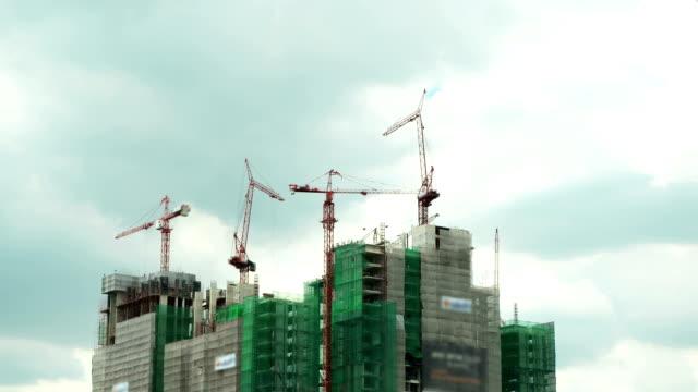 Time Lapse Construction Site