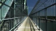Time Lapse, Crossing a Bridge (Jacques Cartier)