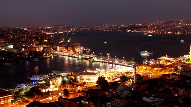 Time Lapse - Istanbul Eminonu 2