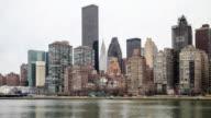 4 K Zeitraffer: Midtown Manhattan