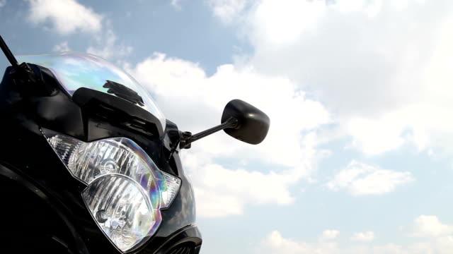 Time Lapse Motocicletta