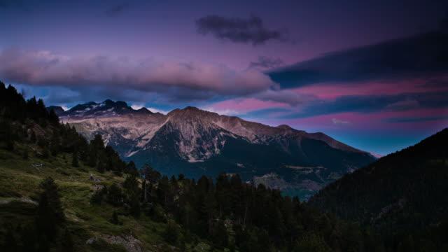 Time Lapse: Mountains