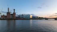 LONDON: Time Lapse of Battersea power station