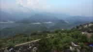 Time Lapse of Sapa Region Landscapes, Vietnam