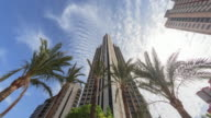 Time lapse of the Bali Hotel in Benidorm