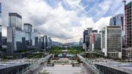 Time Lapse - Shenzhen Skyline