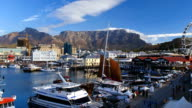 Time Lapse South Africa V A Waterfront Cape Town