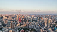 Time Lapse - Tokyo From Day to Night