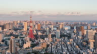 Time Lapse - Tokyo From Day to Night (Zoom Out)