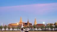Time lapse video of Wat Prakaew
