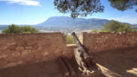 Time lapse views from Denia´s Castle