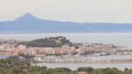 Time lapse views of Denia´s city