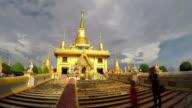 Time Lapse: Wat kiriwong Thailand Temple