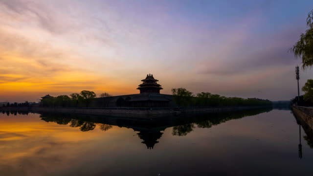 Time Lapse-The Forbidden City - Beijing, China