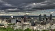 Tempo laspe di Montreal