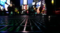 Time Square Grid