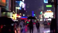 Time Square Nachtleben
