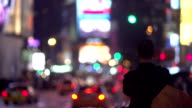 Time Square Photo Flash