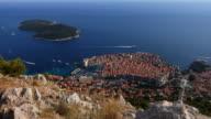 HD Timelapes : Dubrovnik Old Town in Croatia