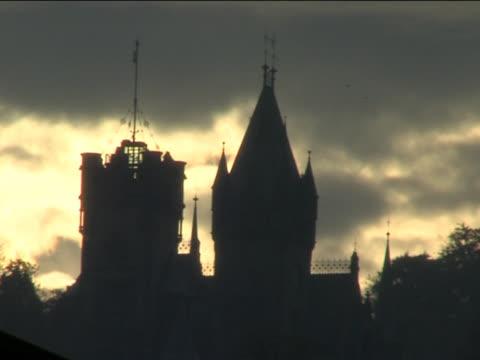 timelapse castle
