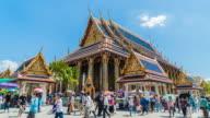 4K Timelapse - Emerald temple