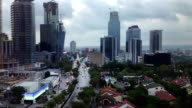 Timelapse: Financial District, Istanbul