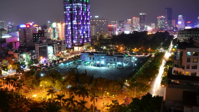 Timelapse from Saigon