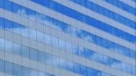 HD Timelapse glass window building