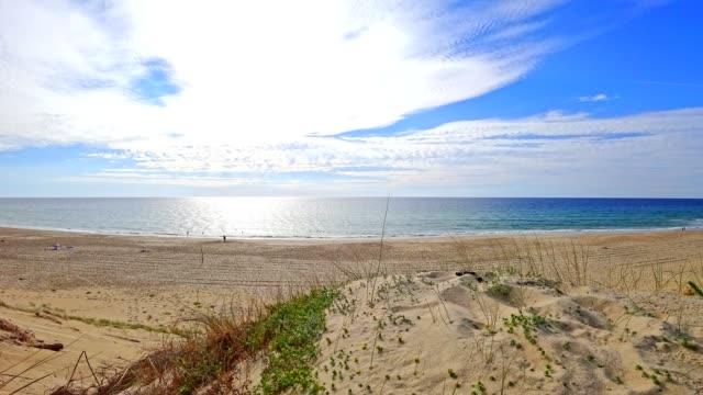 Time-lapse: Lit-et-Mixe Beach