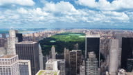 Timelapse of Central Park in New York City
