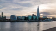 LONDON: TimeLapse of City Hall and the Shard