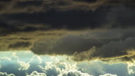 Timelapse of Dramatic Cloudscape