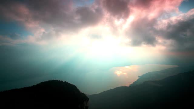 Timelapse of Lake Thun