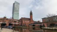 MANCHESTER: TimeLapse of Manchester Hilton Skyscraper