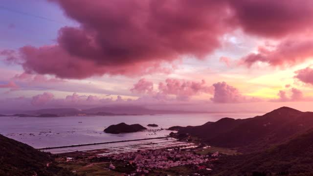Timelapse Of Nanao Island