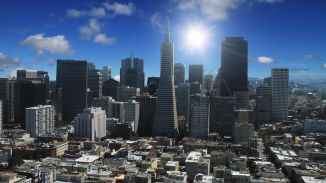Timelapse of San Francisco