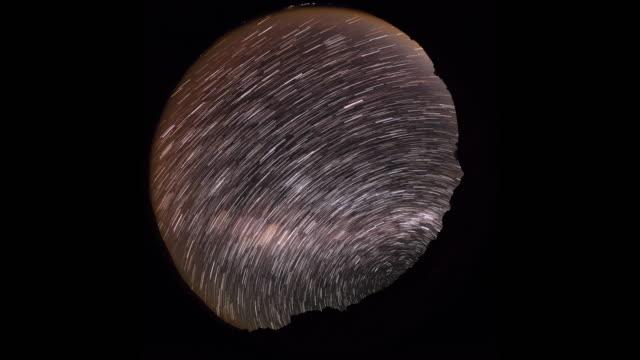 Timelapse of Star Trails