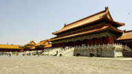 Timelapse of The Forbidden City