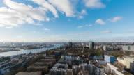 HAMBURG: TimeLapse of the Hamburg harbour from above