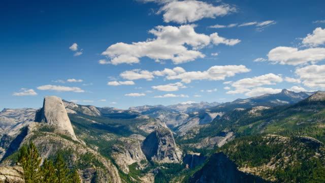 Time-Lapse of Yosemite National Park