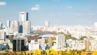 HD Time-lapse: Osaka Cityscape