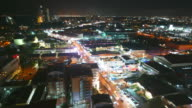 HD-Zeitraffer pattaya city
