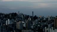 Timelapse Porto Alegre city