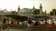 Timelapse Quai de Seine/ Grand Palais
